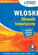 Włoski Słownik tematyczny + CD Magdalena Nowaczews