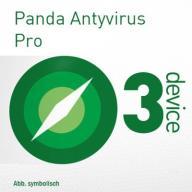 Panda Antyvirus Pro 1 Rok / 3 Komputery PC od 1 zł