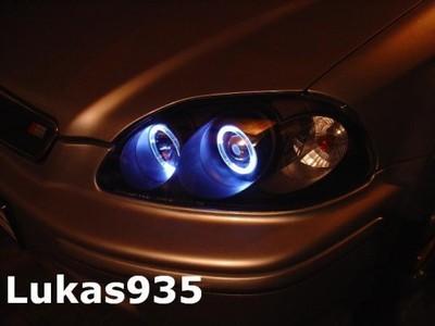 Angel Eyes Lampy Ringi Honda Civic Vi 96 98 Jdm 6025393325