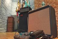 TECH 21 60W 4x10 sansamp Fender Marshall Mesa Vox