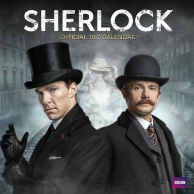 BBC Sherlock - kalendarz 2017