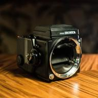 Bronica etrs