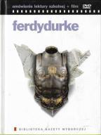 Ferdydurke /reż.J.Skolimowski DVD / stan bdb