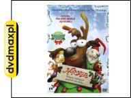 dvdmaxpl HOLIDAZE (RENIFER RUSTY) (DVD)