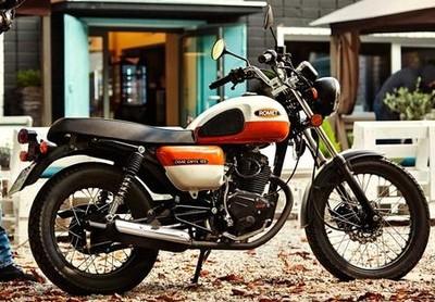 Motocykl Cafe Racer Romet Ogar Caffe 125 Raty 6906470988 Oficjalne Archiwum Allegro