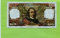 FRANCJA 100 FRANKOW 1973