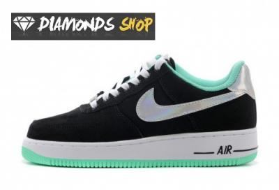 Nike Air Force 1 07 Low Miętowe Holo 36 37,5 38 39