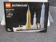 Lego Architecture NEW YORK CITY Super cena!!!!