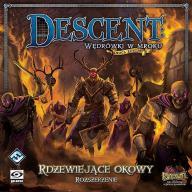 Descent (2 ed): Rdzewiejące Okowy [PL]