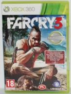 FAR CRY 3 FARCRY 3  PL  XBOX 360