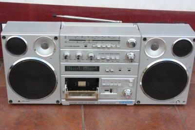 Świeże Srebrne Radio Unitra CONDOR STEREO HI-FI Rarytas - 6178393958 LP12
