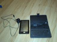 Tablet Trak tPAD-780 z klawiaturą