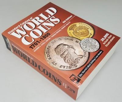 KRAUSE World Coins 1701-1800
