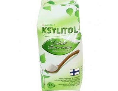 SANTINI, KSYLITOL Cukier brzozowy 1 kg, 1000 g