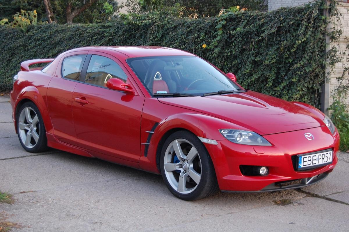 Mazda Rx 8 2 5 V6 Swap 6987538849 Oficjalne Archiwum Allegro