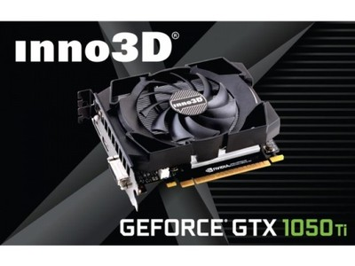 Karta Graficzna Inno3d Geforce Gtx 1050 Ti Compact 6785874488
