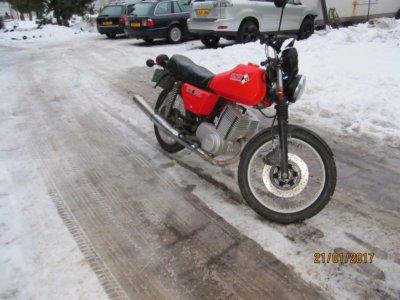 MZ ETZ 250 1982 r
