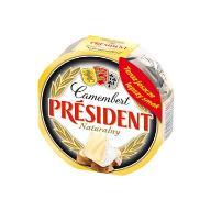 Ser President Camembert Naturalny 120g