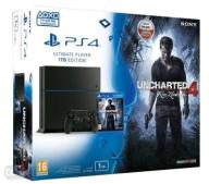 Konsola PS4 1TB Playstation 4 + UNCHARTED 4 Thiefs