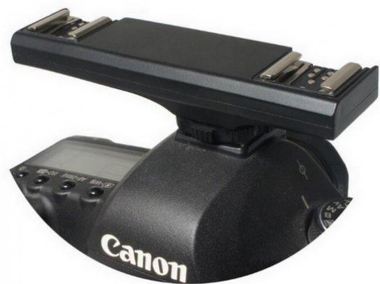 Ekspander podwajacz do lamp błyskowych Canon