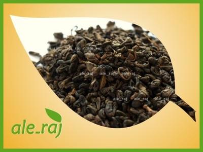 Herbata czarna GUNPOWDER BLACK 40g duże liście