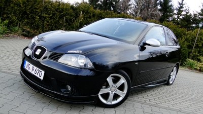 Seat Ibiza Gti Style Tuning Przebieg 6763100276 Oficjalne Archiwum Allegro