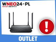 Router ASUS RT-AC1200G+ 1200Mb/s a/b/g/n/ac