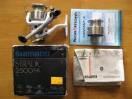 Shimano Stradic 2500FA + Szpula Oryginalny Japan