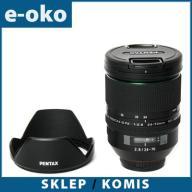 e-oko Pentax HD 24-70/2.8 SDM WR do K-1 NOWY F-VAT