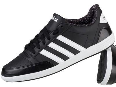 Klasyczne Męskie Buty Adidas HOOPS Okazja AQ1539