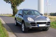 Porsche Cayenne S Tiptronic Szyberdach+Navi+Xenon