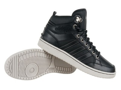 Buty Adidas NEO MID Premium defekt sportowe 44