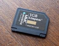 Kingston MMC Multi Media Card 1GB