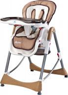 Caretero Krzesełko do karmienia Bistro Beige