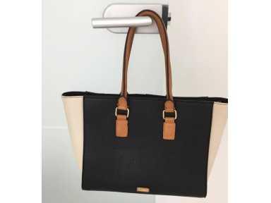 ALDO shopper bag duża torebka na studia do pracy