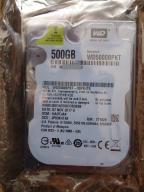 Dysk laptop WD 500GB NOWY
