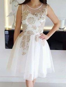 885f48454f Sukienka Parisse Malika r. M 38 JAK NOWA - 6509674423 - oficjalne ...
