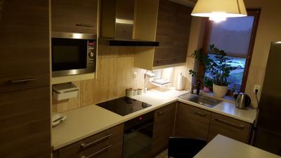 Kompletna Kuchnia Ikea Metod Wraz Ze Sprzętem Agd