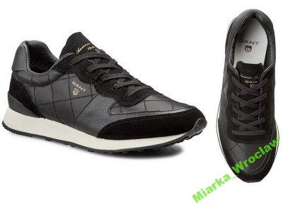 ff32f5157 B 133 Sneakersy GANT Campus 11531823 Black G00 - 6146669126 ...