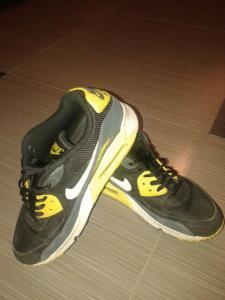 Nike Air Max Czarno Zolte .pl