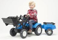 abc FALK Traktor na pedały Landini ZESTAW 2-5 lat