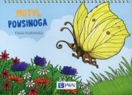 Bajki na cztery pory roku Motyl powsinoga - Kasia