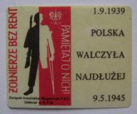 ZW. INWALIDÓW WOJENNYCH P.S.Z.- CEGIEŁKA .