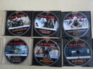 Zestaw 43 Płyt z CD-Action Fajne Gry Polecam
