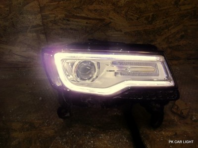 lampy led jeep grand cherokee cena