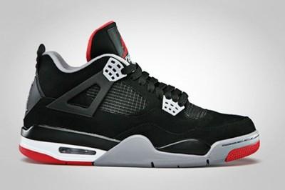 Nike Air Jordan IV 4 BLACK retro r. 40 46 od firmy