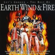 EARTH WIND FIRE - LET'S GROOVE THE BEST OF FOLIA