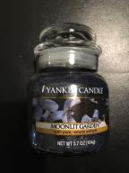 Yankee candle-Moonlit Garden -small jar- 104g