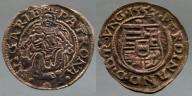 N460. Ferdynand I Habsburg,1557, denar