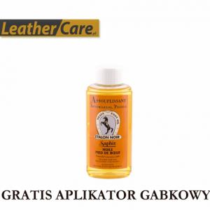 SAPHIR Etalon Noir 200ml Olej do skór + GRATIS